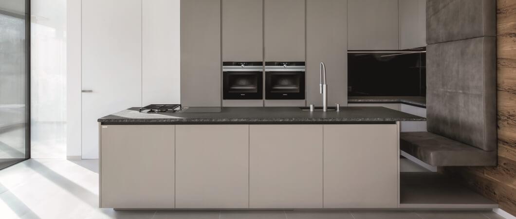 Küchenarmatur arwa-twinplus – kompromisslos geradlinig
