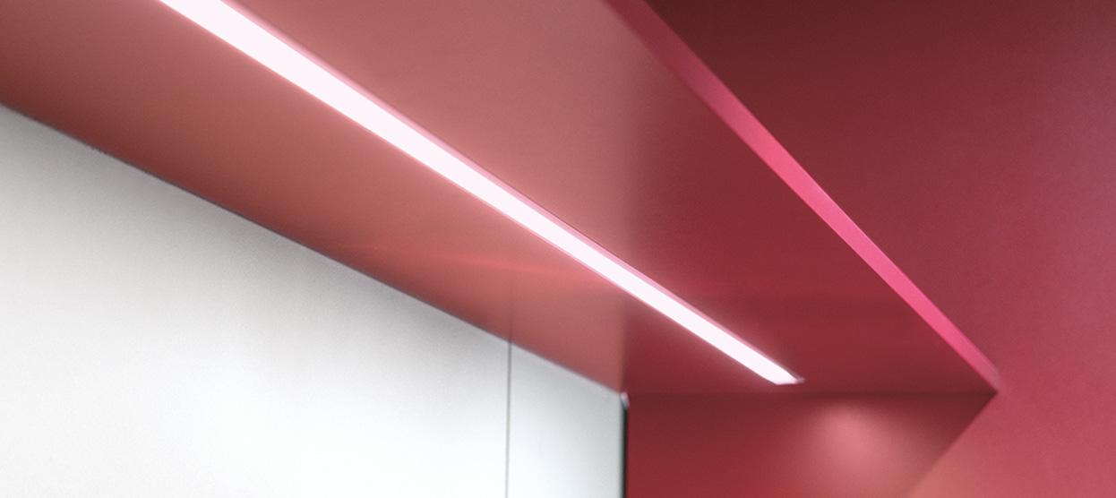 LED Alu-Schiene