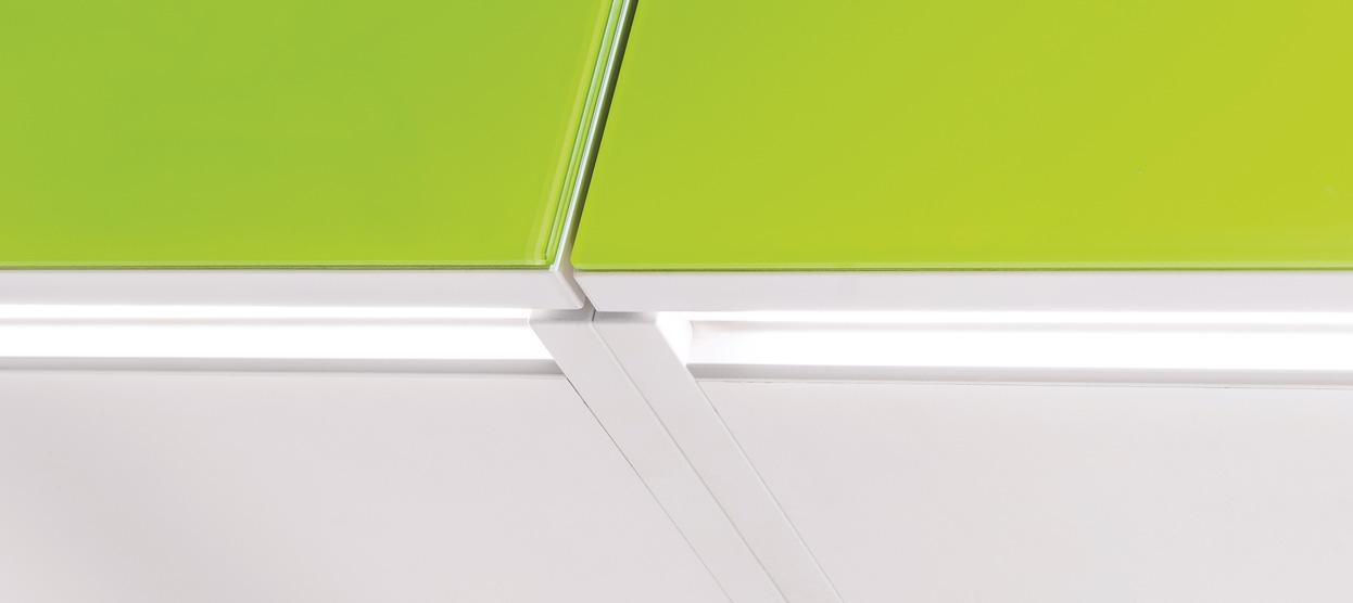 LED Bodenkante