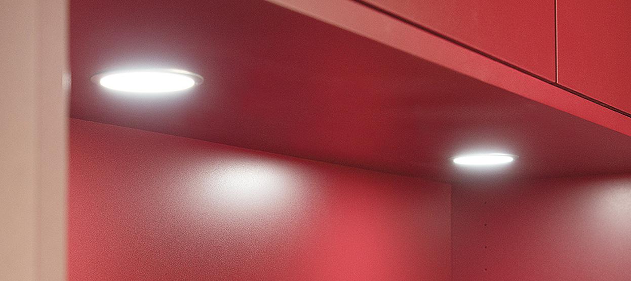 Spot LED Einbauleuchten